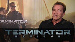 Terminator Genisys: Arnold Schwarzenegger im Interview mit GIGA Film