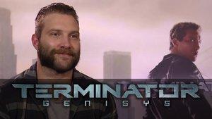 Terminator Genisys: J.Kai Courtney im Interview mit GIGA Film