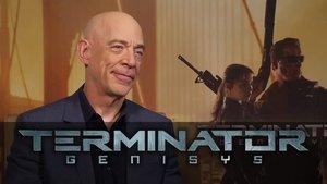 Terminator Genisys: J.K. Simmons im Interview mit GIGA Film