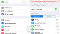 iOS 9: Erste Geekbench-Ergebnisse mit aktiviertem Stromspar-Modus