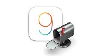 iOS 9 Mail-App: Beschränkungen für Fotoanzahl und Dateianhänge werden aufgehoben