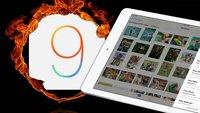 Wiedergeburt des iPads: Mit iOS 9 aus der Krise! [Meinung]
