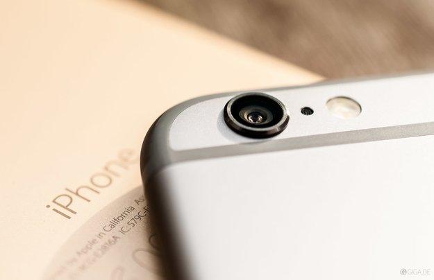Neues Apple-Patent:  Gesichtserkennung soll Foto-Sharing via iPhone erleichtern