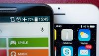 Betthupferl: Warum das iPhone so einen großen Rand hat