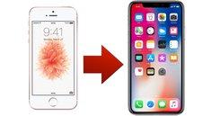 iPhone wechseln: Daten aufs neue Smartphone übertragen, so gehts