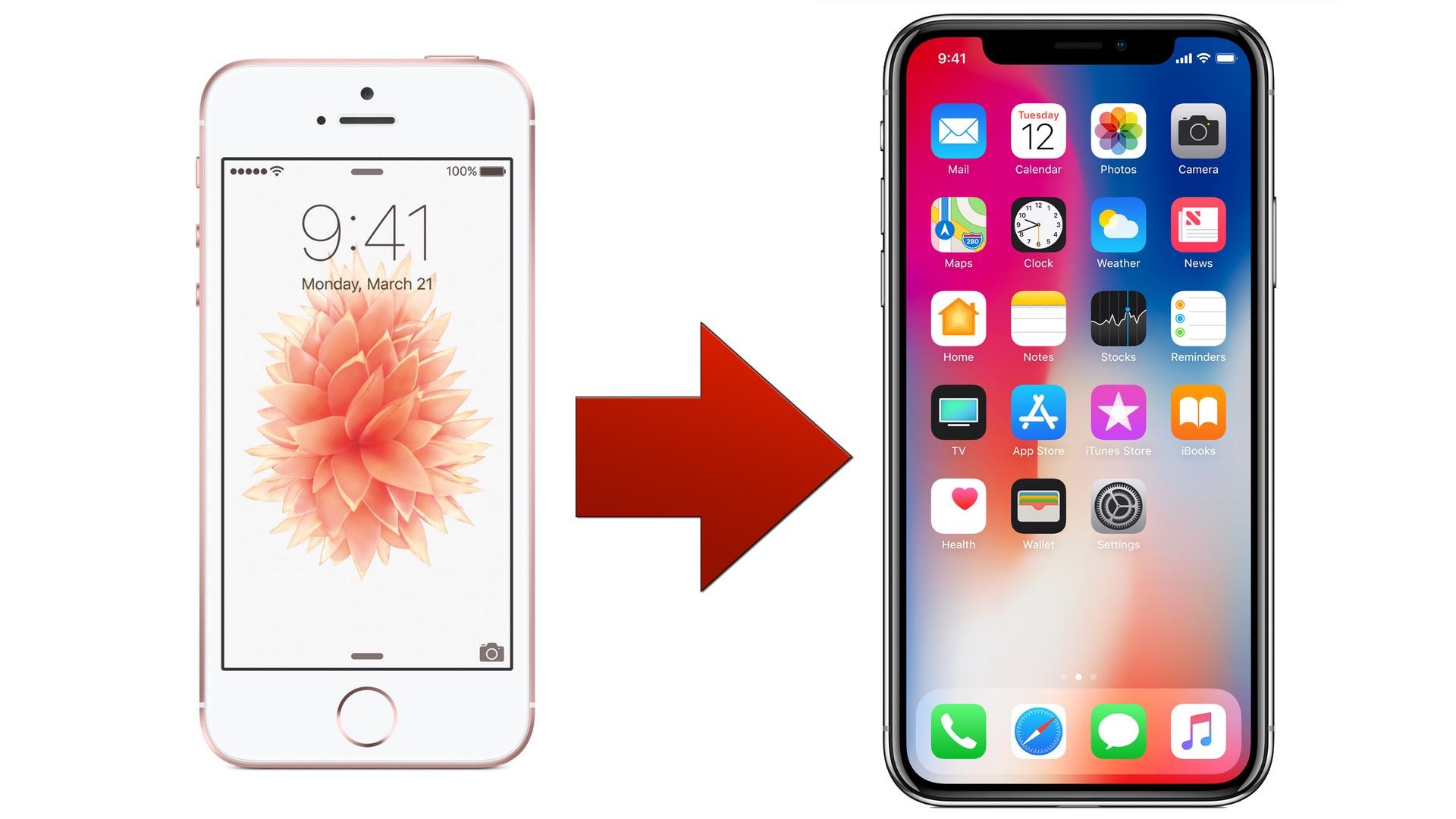bilder von iphone 6 auf 6s übertragen
