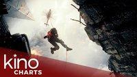 Kinocharts: San Andreas bringt die Kinokassen zum Beben
