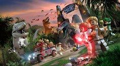 LEGO Jurassic World: Launch-Trailer zum Klötzchen-Ereignis