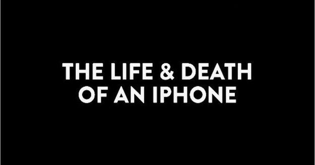 Aus dem Leben eines iPhones: Bio-Pic aus Smartphone-Sicht