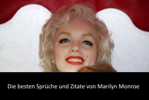 Marilyn Monroe Zitate Sprüche Für Tumblr Facebook