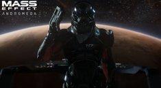 Mass Effect Andromeda: Keine bereits bekannten Charaktere dabei