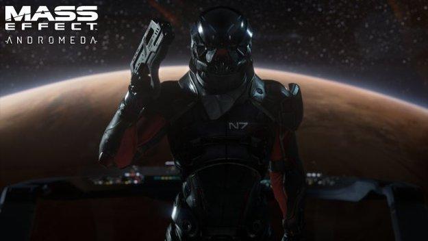 Mass Effect - Andromeda: Ende könnte weniger kontrovers ausfallen