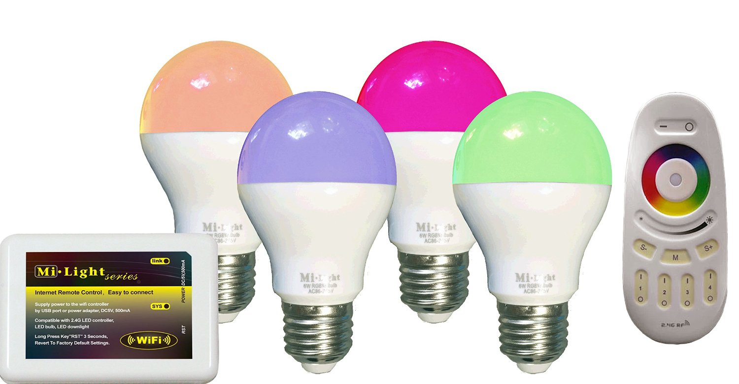 Hue Compatible Lampen : Philips hue: alternativen für das smart home lichtsystem u2013 giga