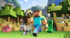 Mann läuft seit vier Jahren durch Minecraft