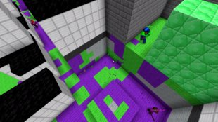 Splatoon: Spielbarer Mod in Minecraft