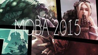 Die besten MOBAs, die man 2015 spielen sollte