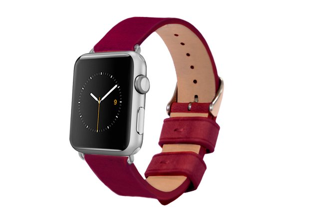 Schneller Wechsel: Apple Watch-Armbänder von Monowear