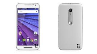 Moto G (2015): Geleakte Pressebilder zeigen Smartphone von vorn und hinten