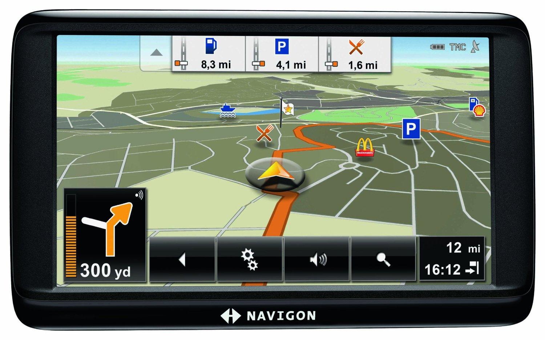 kartenmaterial navigon