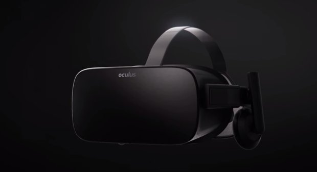 Oculus Rift: Finales Design vorgestellt