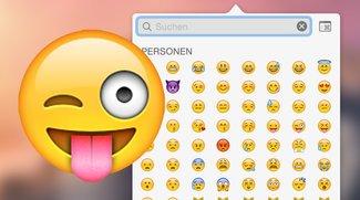 OS X Kurztipp: Emojis mit Shortcut schnell und einfach einfügen