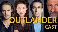 Outlander: Die Besetzung zur Abenteuer-Serie