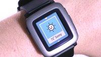 Pebble Time: iOS-App nun verfügbar