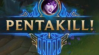 League of Legends: Pentakill kurz vor Surrender