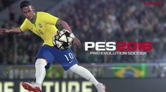 PES 2016: Neymar auf dem Cover des Games