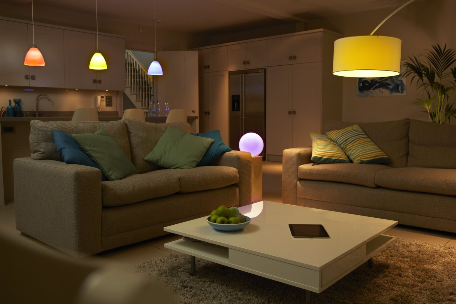 Philips Hue Alternativen Fr Das Smart Home Lichtsystem GIGA