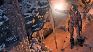 Rise of the Tomb Raider: Satte 15 Minuten Gameplay