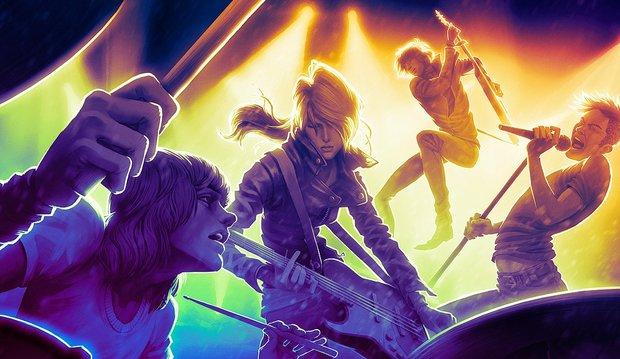 Rock Band 4: Diese neuen Songs stehen zur Verfügung