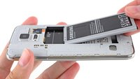 Samsung will Akkukapazität mit neuem Verfahren verdoppeln