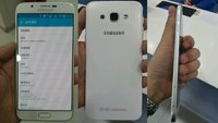 Samsung Galaxy A8: Mittelklasse-Phablet im Hands-On-Video gesichtet – Spezifikationen bekannt