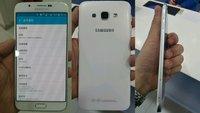 Samsung Galaxy A8: 5,9 Millimeter dünnes Mittelklasse-Phablet kurz vor Release