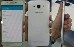 Samsung Galaxy A8:...