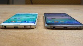 Samsung Galaxy S6 (edge): Android 5.1.1 Lollipop-Update erreicht Deutschland [Update]