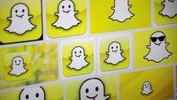 Snapchat-Emojis hinter dem Namen erklärt