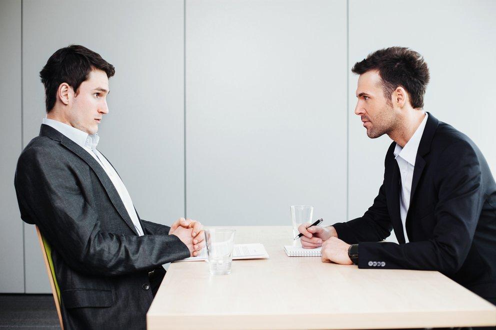 bewerbungsgespräch