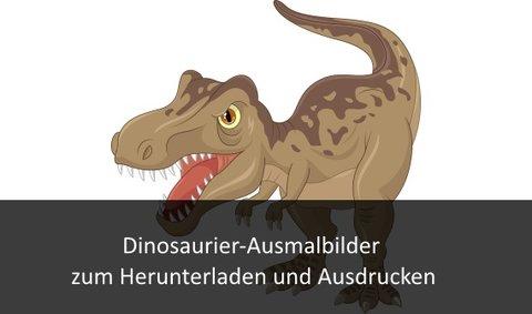 Dinosaurier Ausmalbilder kostenlos zum Ausdrucken online – GIGA