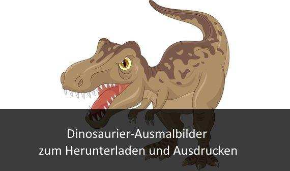 Dinosaurier Ausmalbilder Kostenlos Zum Ausdrucken Online Giga