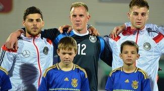 U21-EM: Deutschland – Tschechien im Live-Stream und TV: Fußball heute bei ZDF und Sport1