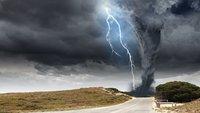 Gewitterradar für PC und als App: Aktuelle Warnungen online sehen