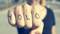 """Was heißt eigentlich """"YOLO"""": Bedeutung, Erklärung und Ursprung"""