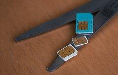 SIM-Karte zuschneiden (Micro &...