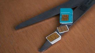 SIM-Karte zuschneiden (Micro & Nano) - So gehts