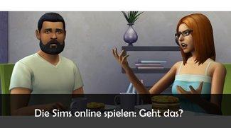 die sims 4 online spielen