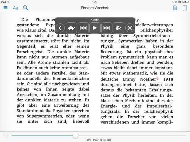 Mit Siris Stimme E-Books auf iPhone & iPad vorlesen lassen: so geht's