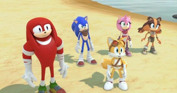 Sonic Boom: Fire & Ice Trailer zur Ankündigung