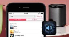 Apple Music: Sonos Lautsprecher mit dem Streaming-Dienst schon jetzt nutzen (Tipp)